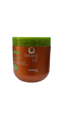 MASCARA BATANA OIL FYTO NATURE 500g